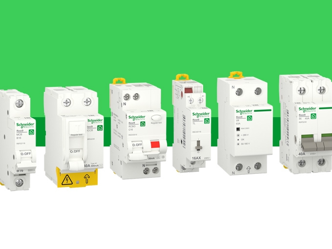 Schneider Electric представила новые продукты Resi9 и Resi9 KV